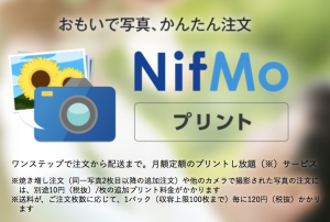 NifMoプリント